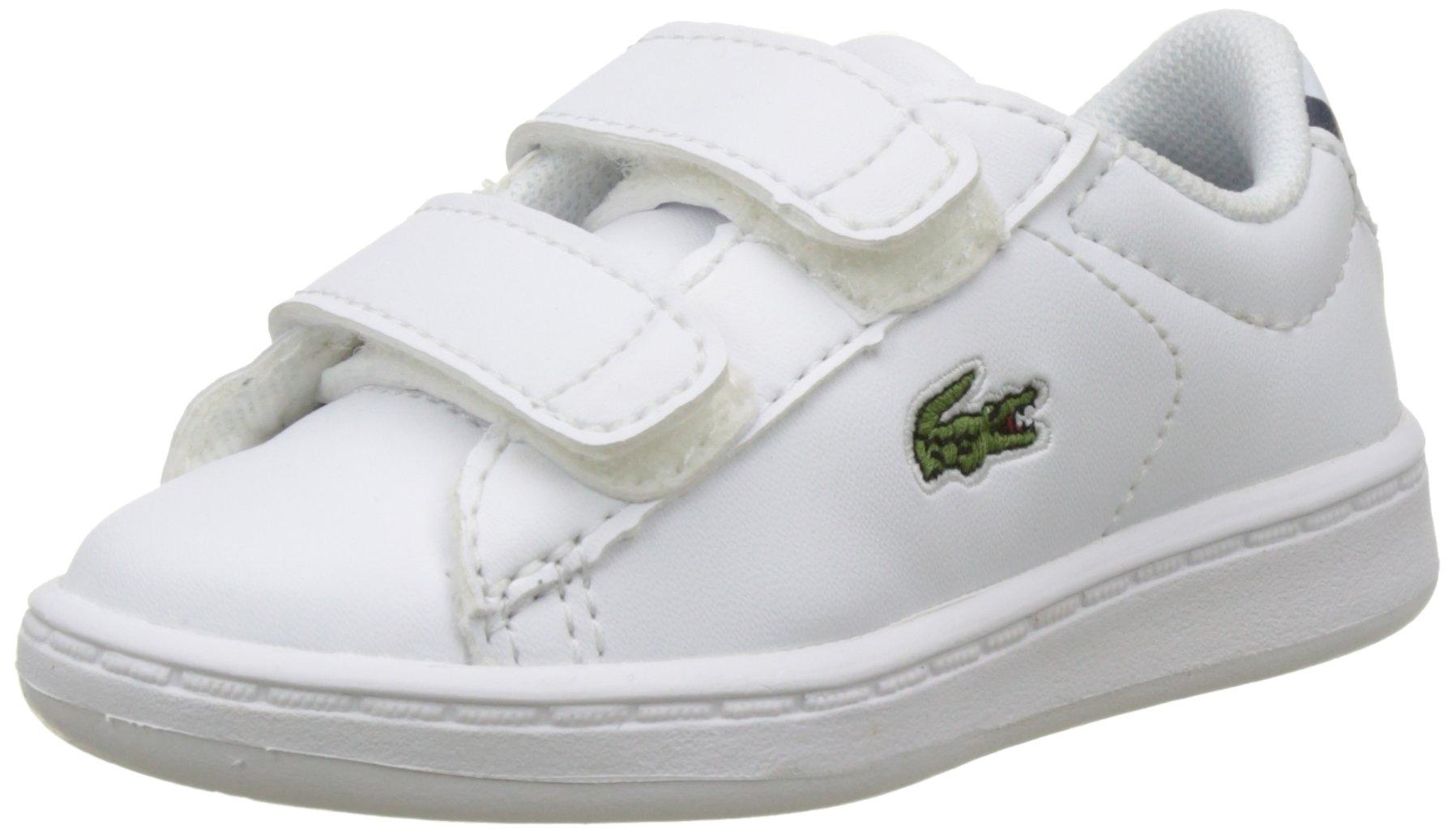 Lacoste Carnaby EVO Bl 1 SPI, Zapatillas Unisex niños