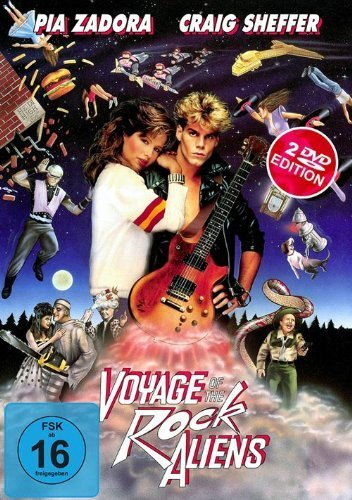 Voyage of the Rock Aliens (1987) [ NON-USA FORMAT, PAL, Reg.0 Import - Germany ] by Pia Zadora