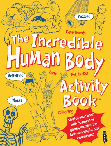 Incredible Activity. Human Body (Incredible Activity Books) por Jen Green