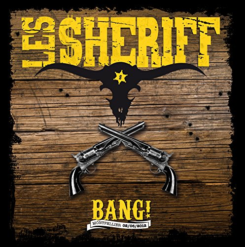 A coup de batte de base-ball (Live) (Sheriff Baseball)
