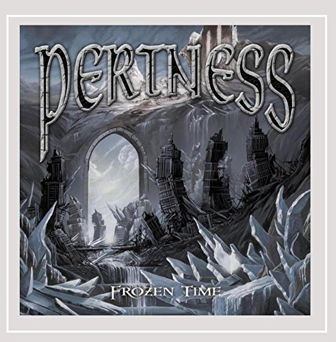 Pertness: Frozen Time (Audio CD)