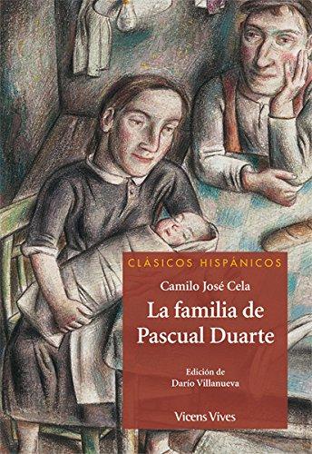 La Familia De Pascual Duarte (clasicos Hispanicos) (Clásicos Hispánicos) - 9788468213491