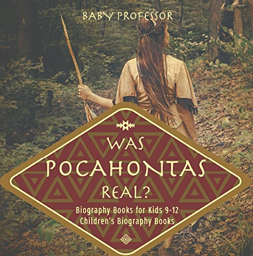 Biography Books for Kids 9-12 | Children's Biography Books (Teen Pocahontas)