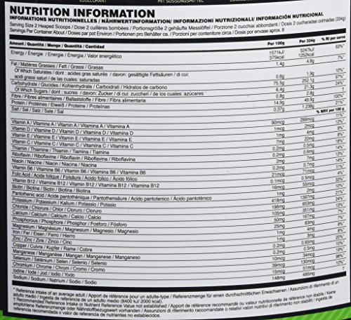OPTIMUM NUTRITION Serious Mass Protéine Chocolat 2.72 kg