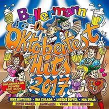 Ballermann Oktoberfest Hits 2017