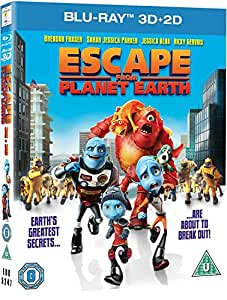escape from planet earth bluray amazoncouk cal
