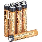 AmazonBasics AAAA Everyday Alkaline Batteries (8-Pack) - Appearance May Vary