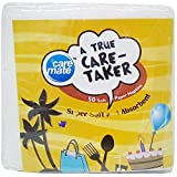 #4: Care Mate Paper Napkins - Soft, 50 Pieces Pack
