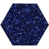 1 KG Kilo ROYAL BLUE GLITTER ULTRA FINE WINE GLASS ART AND CRAFT NAIL ART SCRAPBOOKING NON TOXIC