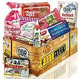Süßigkeitenbox mit ausgesuchten DDR Produkten | Geschenk Weihnachten für Männer