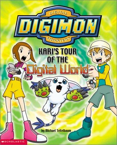 Digimon Karis Tour of the Digi