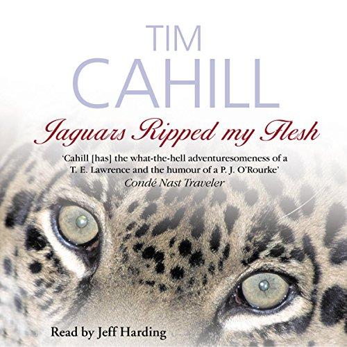 Jaguars Ripped My Flesh  Audiolibri