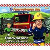 Feuerwehrmann Sam Geschichtenbuch, Bd. 5: Feuerwehrmann James im Einsatz