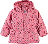 NAME IT Winterjacke Parka Anorak Mellon 13158415 Bubblegum Gr.122