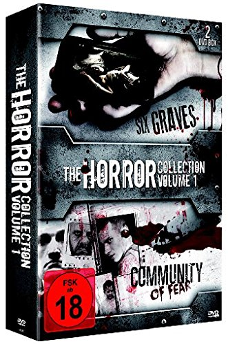 Horror Collection Volume 1 [2 DVDs]