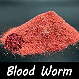 #9: AST Works Natural Red Worm Powder Fish Food Lures Buster Carp Killer Baits Fishing Tackle