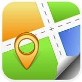 Jerusalem, Israel Offline-Landkarte: PLACE STARS
