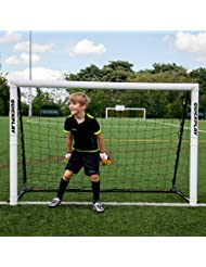 QUICKPLAY Match Fold Cage de Foot - Cage de compétition en PVC pliable