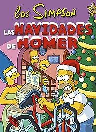 Las Navidades de Homer par Matt Groening