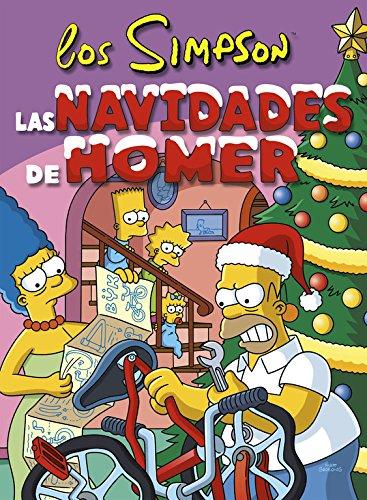 Las Navidades de Homer (Los Simpson) (Bruguera Contemporánea) por Matt Groening