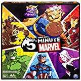Image for board game Spin Master Games 5 Minute Marvel - English