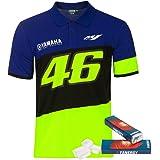 Valentino Rossi Vr 46 Men S Monster Energy T Shirt Motogp Bekleidung