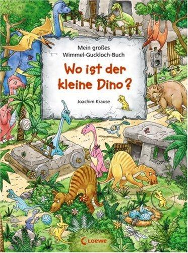 Wo ist der kleine Dino?
