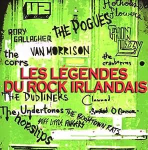 Les Légendes Du Rock Irlandais KMCD 148