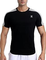 Azani Men's Strike Anti-Odor Dry Fit Running & Training Tshirt