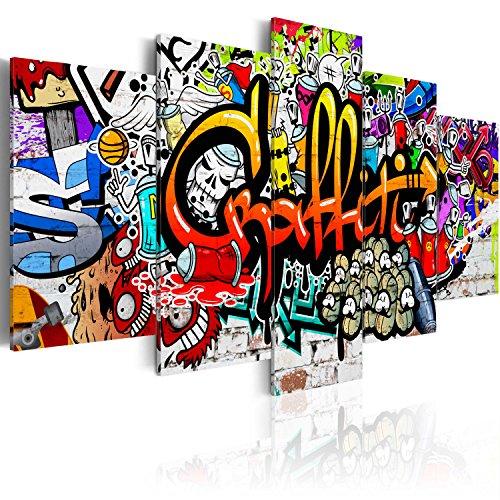 Murando   Cuadro 200x100 cm   Graffiti   impresión