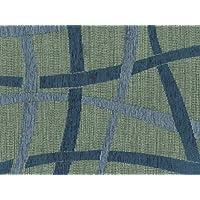 Möbelstoff Taranto Farbe 15 (grau, Blau)   Modernes Chenille Flachgewebe  (gemustert