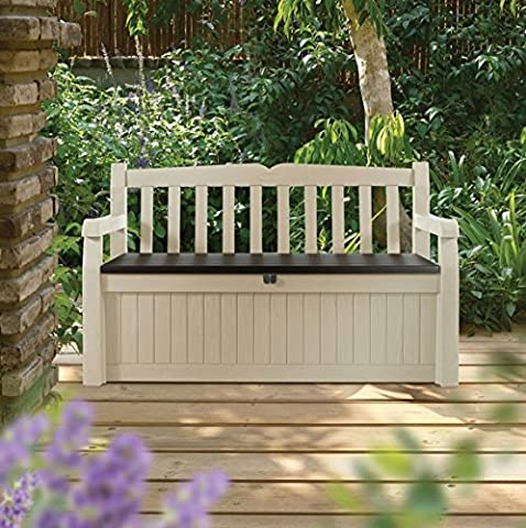 Outdoor Resin All Weather Plastic Seating & Storage