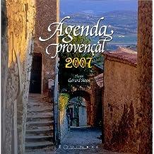 Agenda provençal 2007