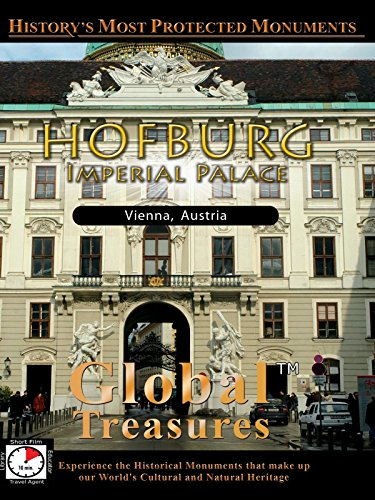Global Treasures - Hofburg - Imperial Palace - Vienna, Austria [OV] - Legislative Building