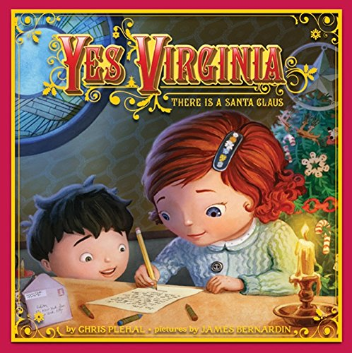 Yes, Virginia: There Is a Santa Claus