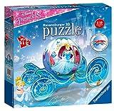 Ravensburger Erwachsenenpuzzle 11823 Cinderella Kutsche 3D-Puzzle