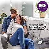 Philips Avent Audio-Babyphone SCD733/26, DECT-Technologie, Eco-Mode, Sternenhimmel, 18 Std. Laufzeit - 3