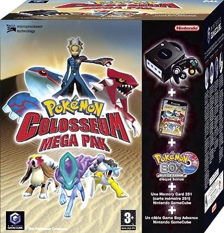 Nintendo Gamecube + Pokemon Colosseum (Megapak)