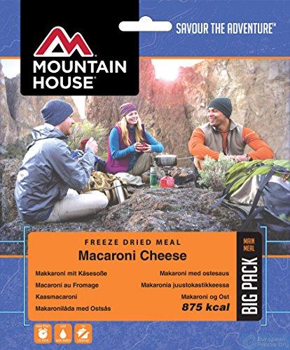 Ideen Bucket Ice (Mountain House groß (Server 2) + Gratis Geschenk, Macaroni)