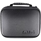 SUREWO Waterproof Carrying Case Compatible With GoPro Hero 7/(2018)/6/5 Black,Session 5/4,Hero 3+,AKASO/Campark/YI Action Camera And More (Medium)