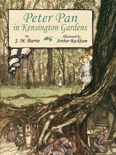 Peter Pan in Kensington Gardens (Dover Children's Classics)