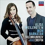 Rachmaninov Chopin Cello Sonatas