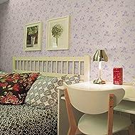 Zhzhco Verdickung Pvc Selbstklebend Papier Für Wandplakate Einfügen Geprägte Wallpaper Wallpaper Hintergrund Der Rustikalen Schlafzimmer Wohnzimmer 45Cm*10M