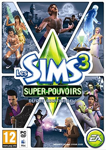 Sims 3 Supernatural [French Import] [PC/MAC] Supernatural-pc-spiele