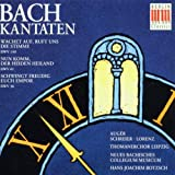 Cantates BWV 36, 61 & 140 [Import allemand]