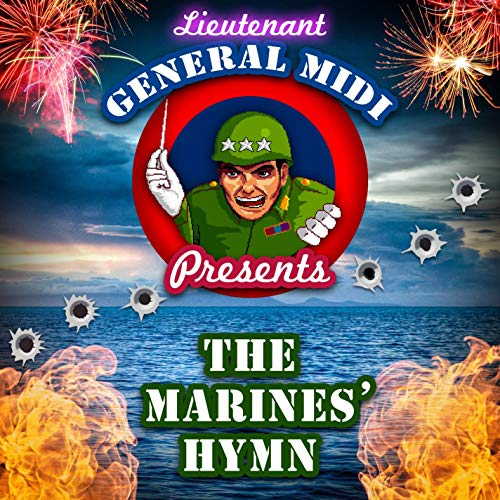 The Marines' Hymn - Whistle (Marine Whistle)