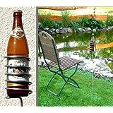 Bierflaschenhalter, 5 Stück bellissa