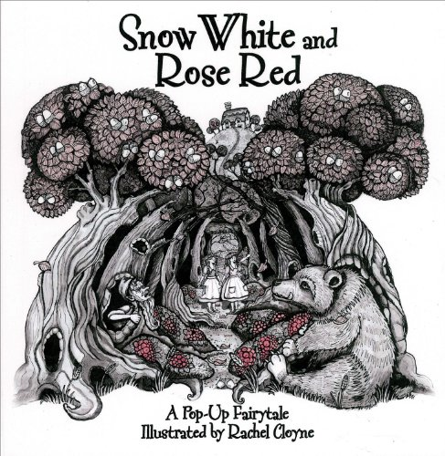 Snow White and Rose Red: A Pop-Up Fairytale (Fairy Tale Pop-up Books)