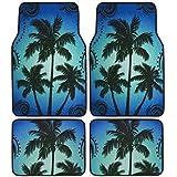 BDK Palm Tree California Carpet Floor Mats - Best Reviews Guide