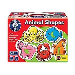 Orchard Toys 021 - Juego de moldes de Animales